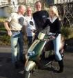 Bilde av ferdig scooter